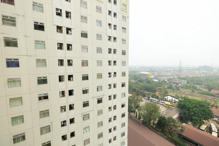 Homey Studio at Gading Nias Apartment near Mall Kelapa Gading, Jakarta Utara