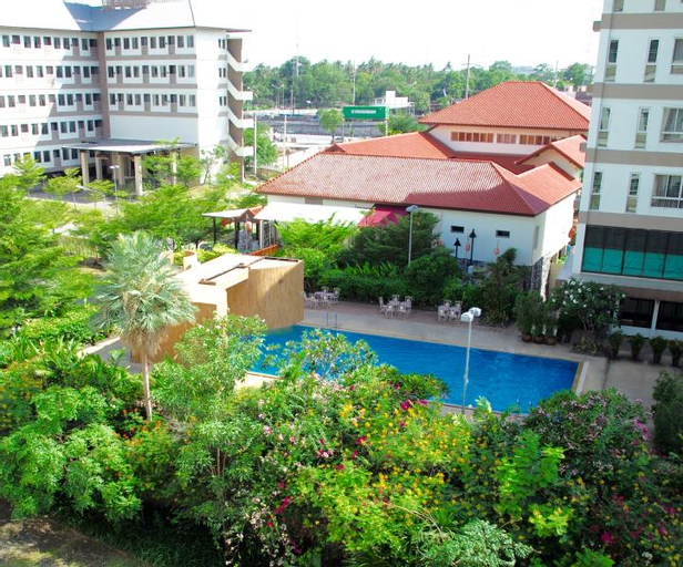 J. Park Hotel, Muang Chon Buri