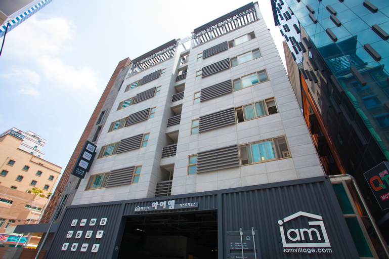 iam Residence and Guesthouse, Haeundae