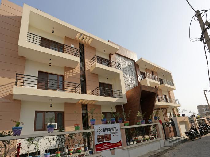 OYO 13435 Atithi Suites, Gautam Buddha Nagar