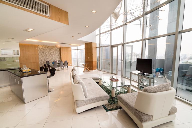Luxury Penthouse 4BRS City Centre, Quận 1