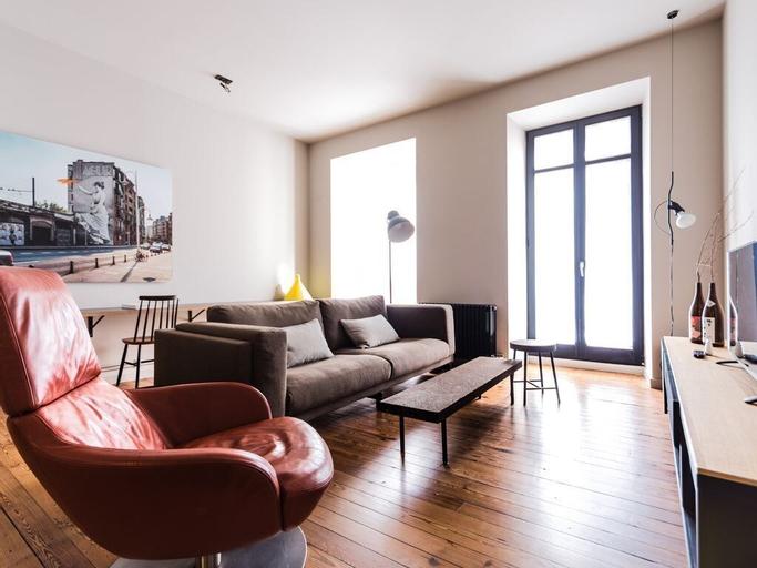 Bella Easo - Iberorent Apartments, Guipúzcoa