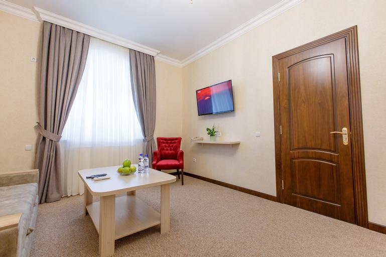 Navruz Hotel, Tashkent City