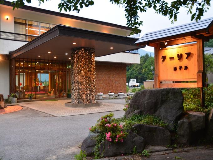 Alpine Route Hotel, Ōmachi