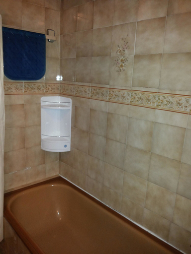 Apartment With one Bedroom in Quarteira, With Wonderful City View, Furnished Terrace and Wifi, Loulé
