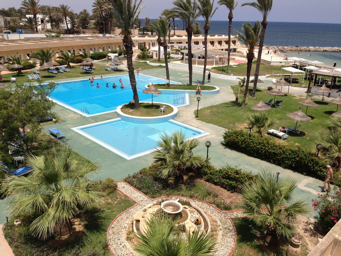 Hotel Les Palmiers Beach Holiday Village, Monastir