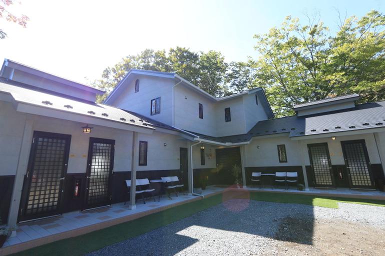 Villa Locagarden, Yamanakako