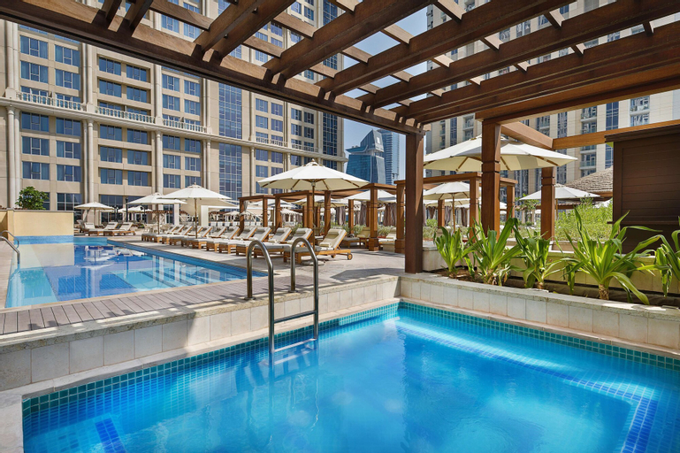Hilton Dubai Al Habtoor City,