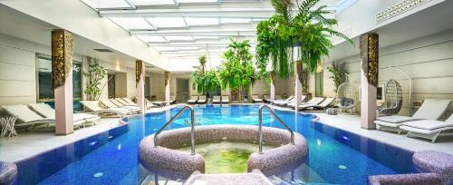 Grand Hotel Salsomaggiore, Parma