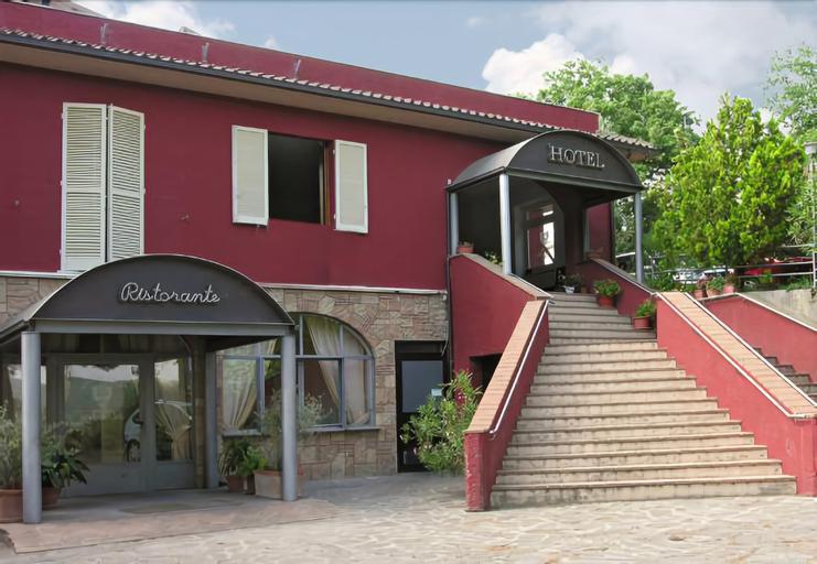 Hotel Cavalieri, Perugia