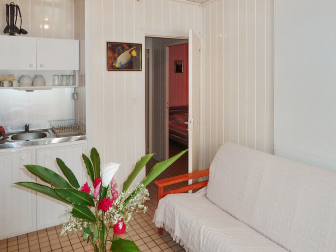 Bungalow With 2 Bedrooms in Bouillante, With Furnished Terrace and Wif, Bouillante
