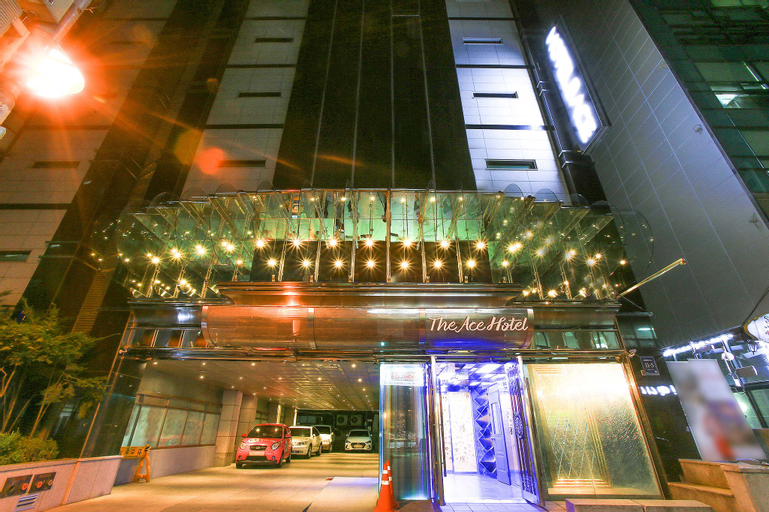 The Ace Hotel, Gangnam