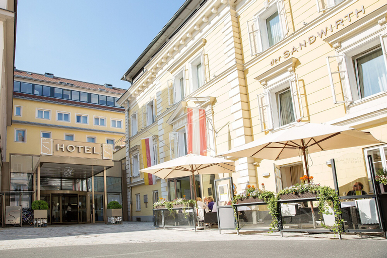 Hotel Sandwirth, Klagenfurt
