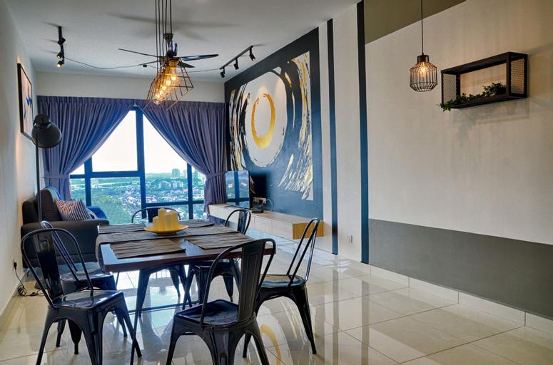 Holi Southkey Art Suite, Johor Bahru