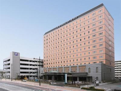 Okayama City Hotel Koseicho, Okayama