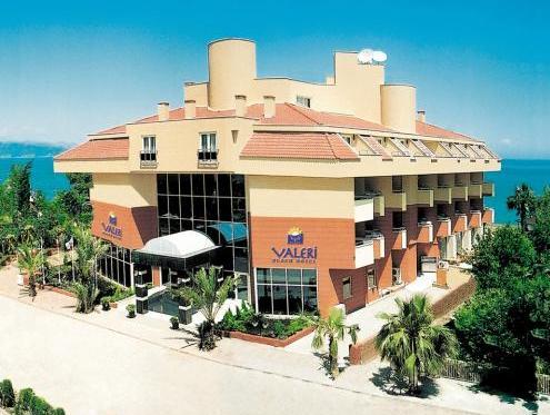 Valeri Beach Hotel, Kemer