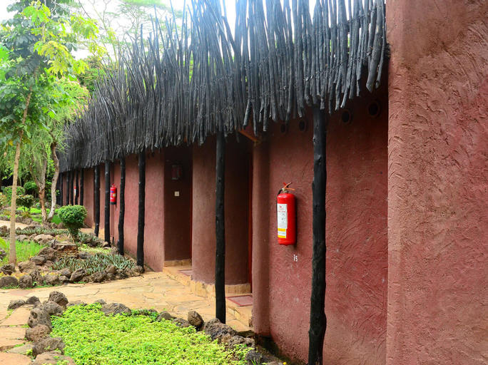 Amboseli Serena Safari Lodge, Kajiado South