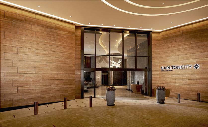 Carlton City Hotel Singapore, Downtown Core