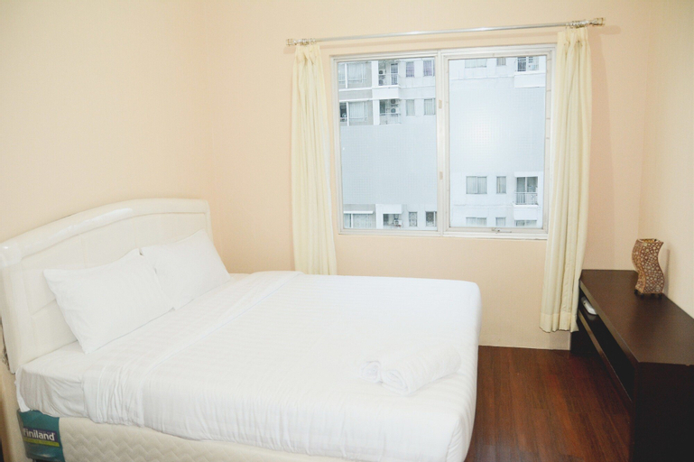 1 Bedroom Sudirman Park Apartment by Travelio, Central Jakarta