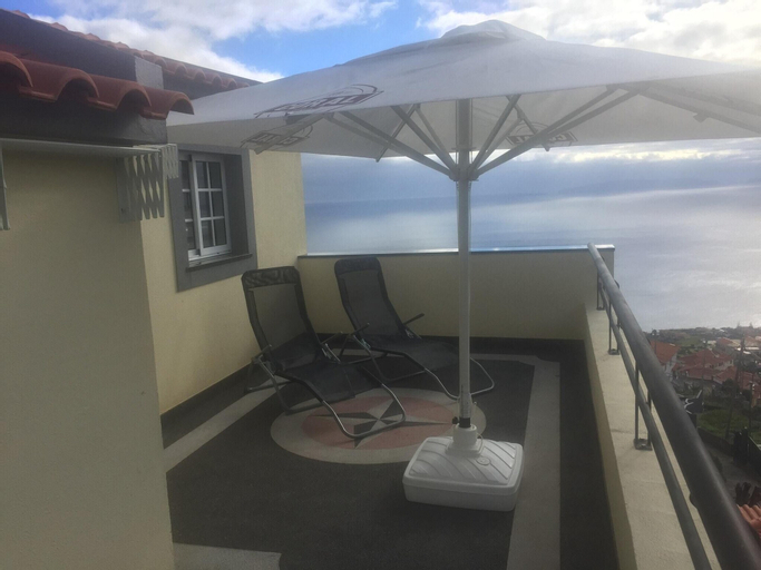 House With one Bedroom in Gaula, With Wonderful sea View, Enclosed Garden and Wifi - 3 km From the Beach, Santa Cruz