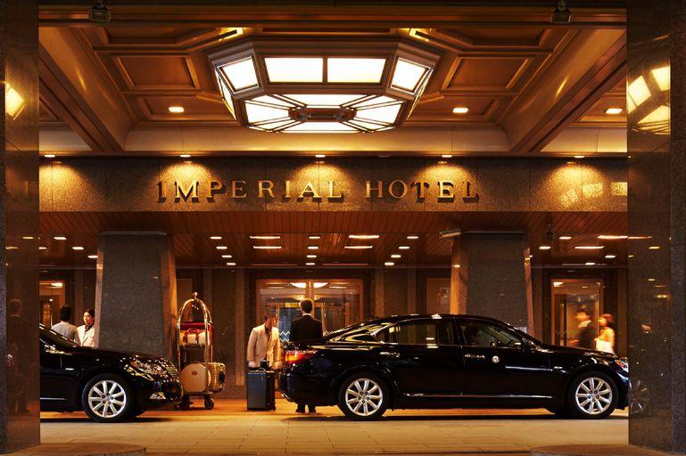 Imperial Hotel Tokyo, Chiyoda