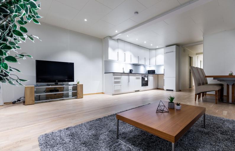 Nordic Host Luxury Apts - Vestregata 72, Tromsø