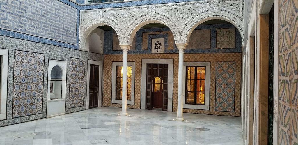 Palais Bayram, Sidi El Béchir