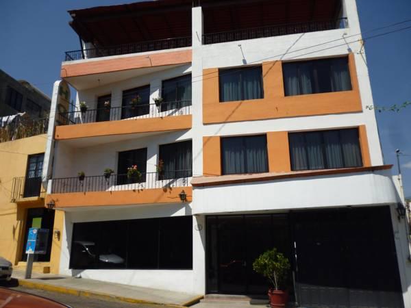 Hotel Santa Lucia, Del Centro