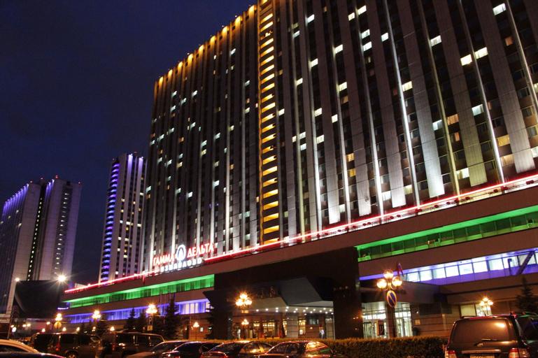 Hotel Izmailovo Delta, Eastern