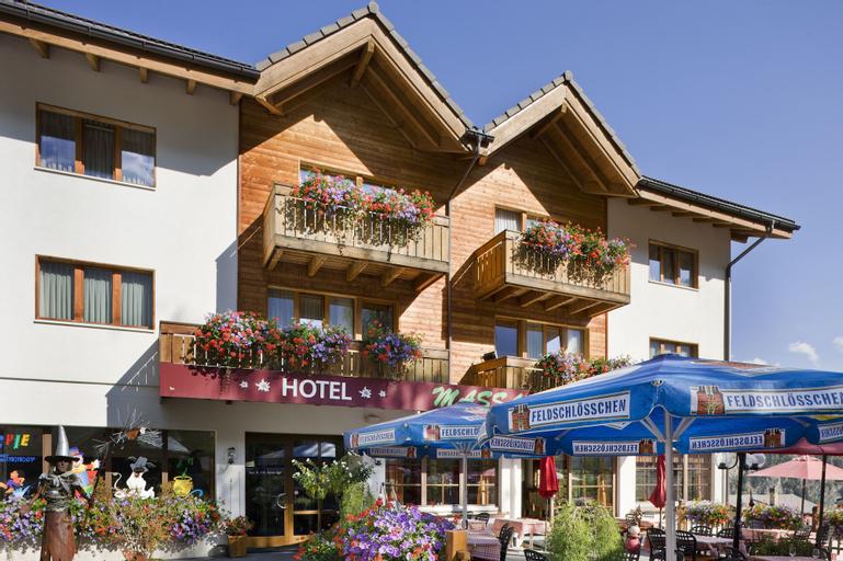 Ferienhotel Massa - Hotel und Restaurant, Brig