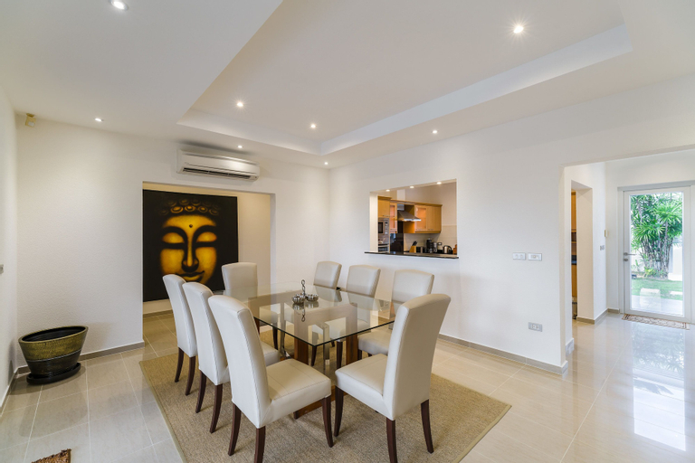 Luxury Pool Villa 608, Bang Lamung