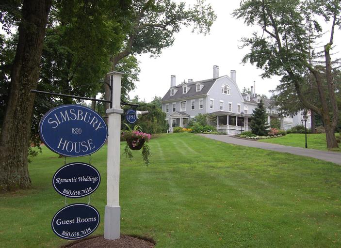 Simsbury 1820 House, Hartford