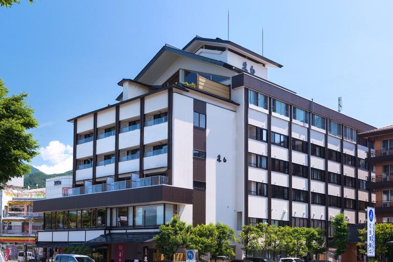 So-sen-no-yado Suhaku, Shimosuwa