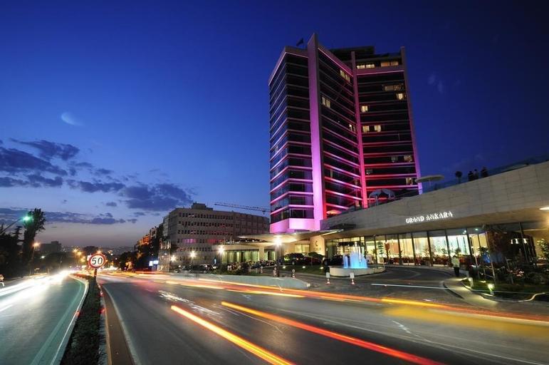 Grand Ankara Hotel & Convention Center, Çankaya