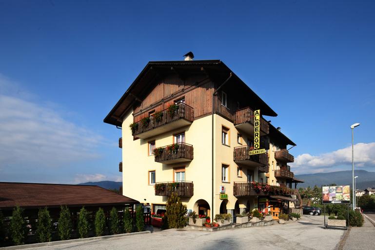 Albergo Bucaneve, Trento