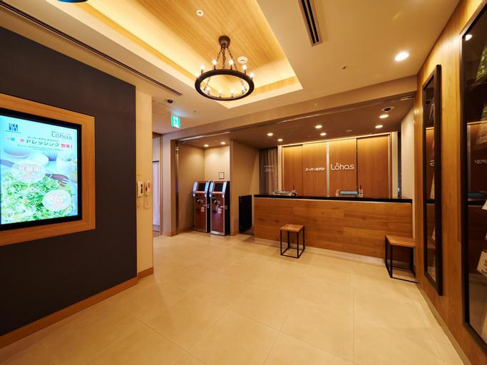 Super Hotel Lohas Akasaka, Minato