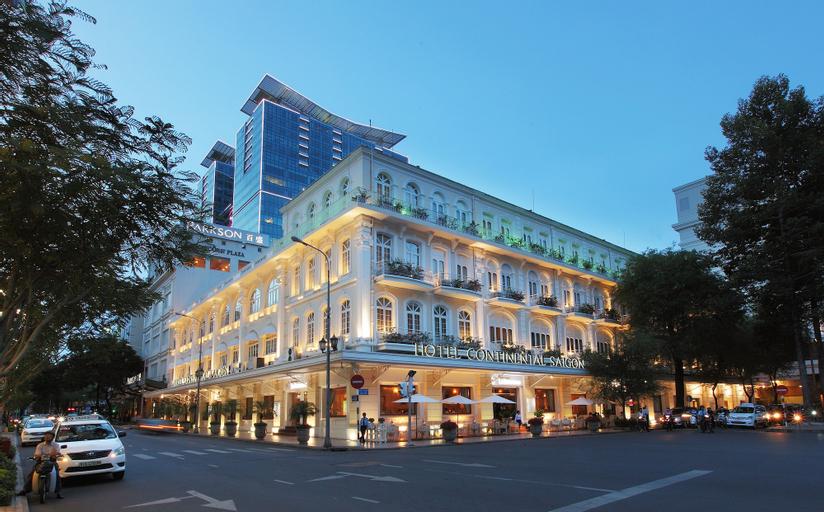 Hotel Continental Saigon, Quận 1