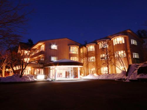 Hotel Sansuiso, Yamanakako