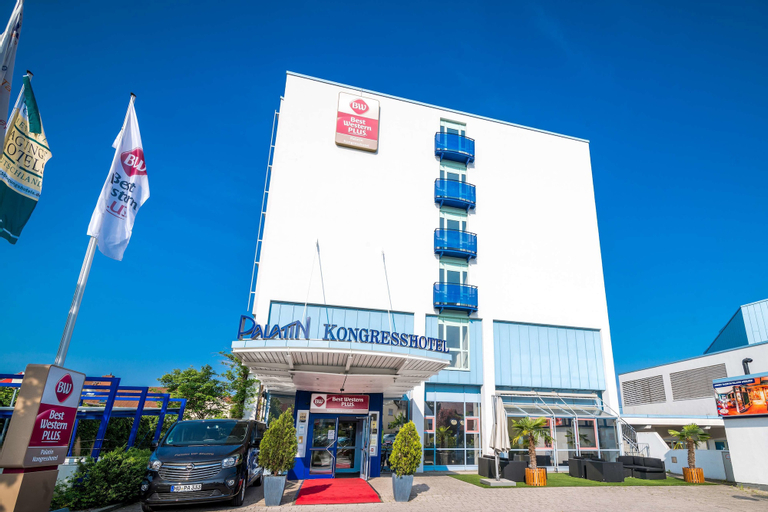 Best Western Plus Palatin Kongresshotel, Rhein-Neckar-Kreis