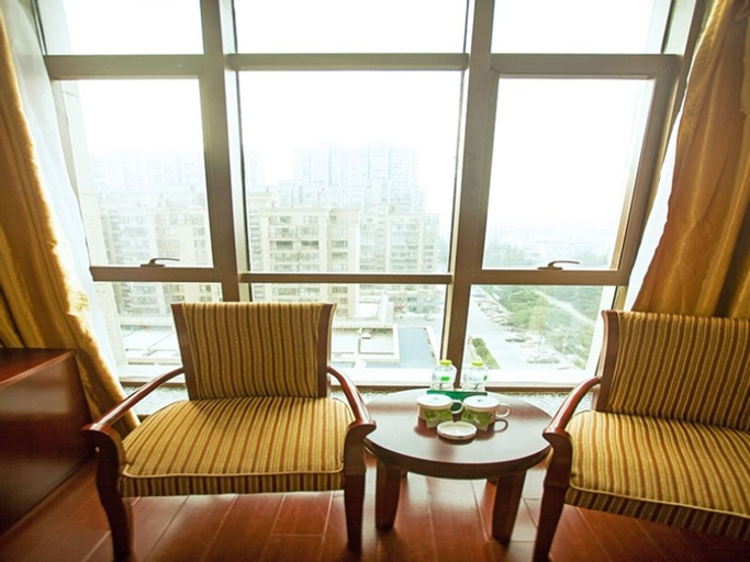 GreenTree Inn Jianyan Renmin Middle Road Estern Sleepless City Pedestrian Express Hotel, Taizhou