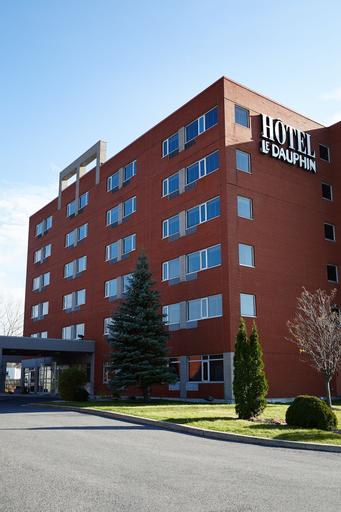 Hôtel Le Dauphin Montréal - Longueuil, Champlain