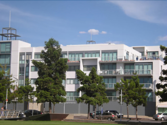 The Waterfront Apartments, Geelong, Geelong