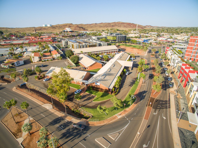 Karratha Central Apartments, Roebourne