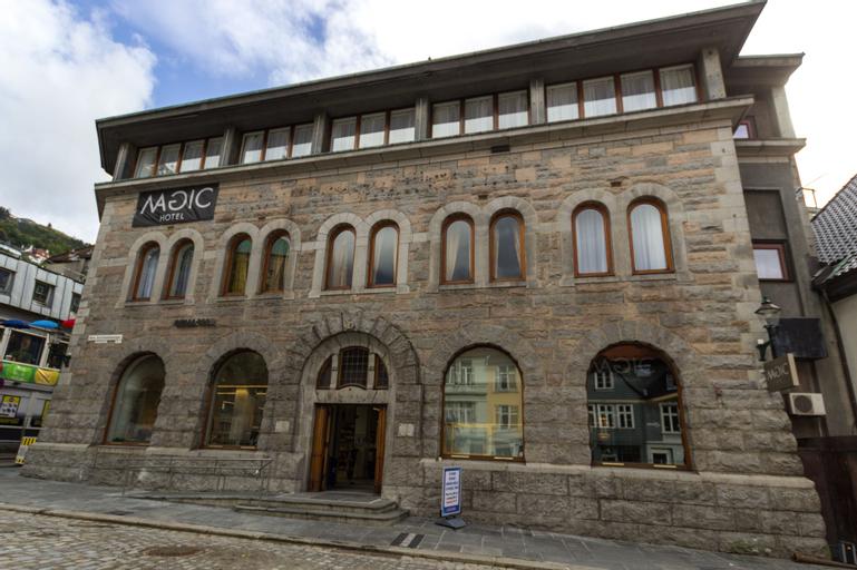 Magic Hotel Korskirken, Bergen