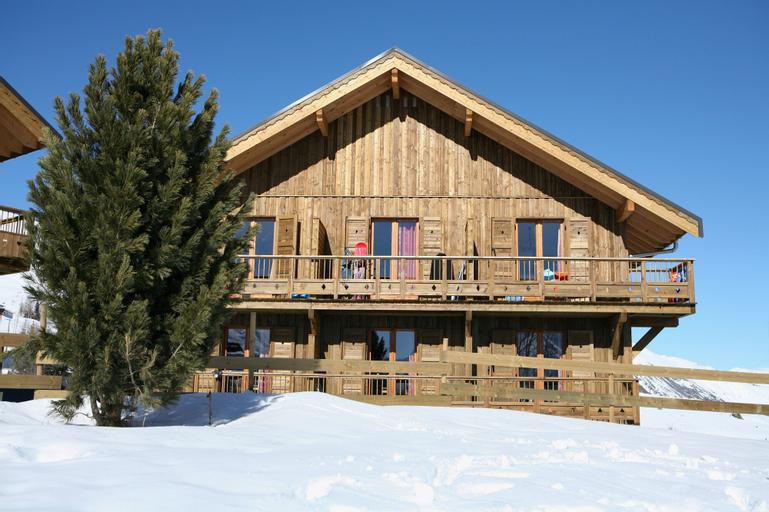 Résidence Nemea Les Chalets des Cimes, Savoie