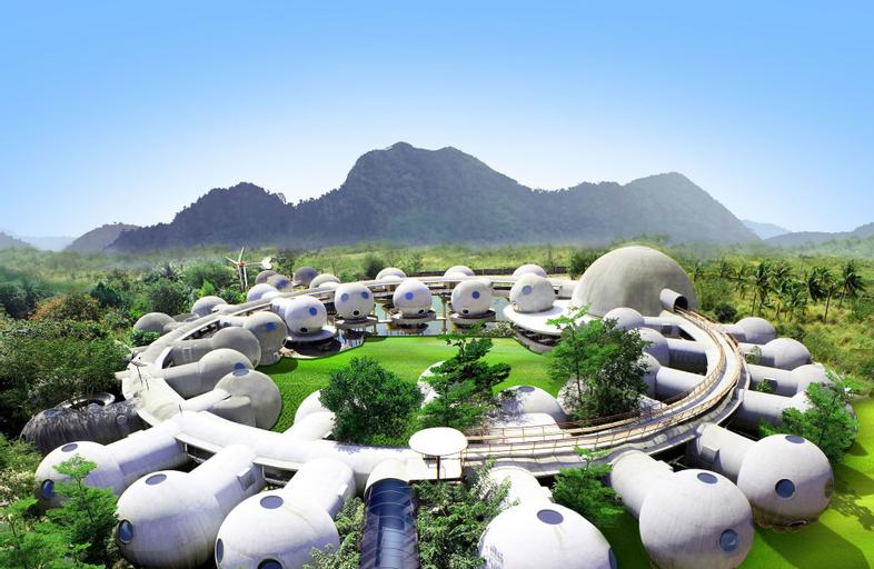 DNA Resort & Spa, Khaoyai, Pak Chong