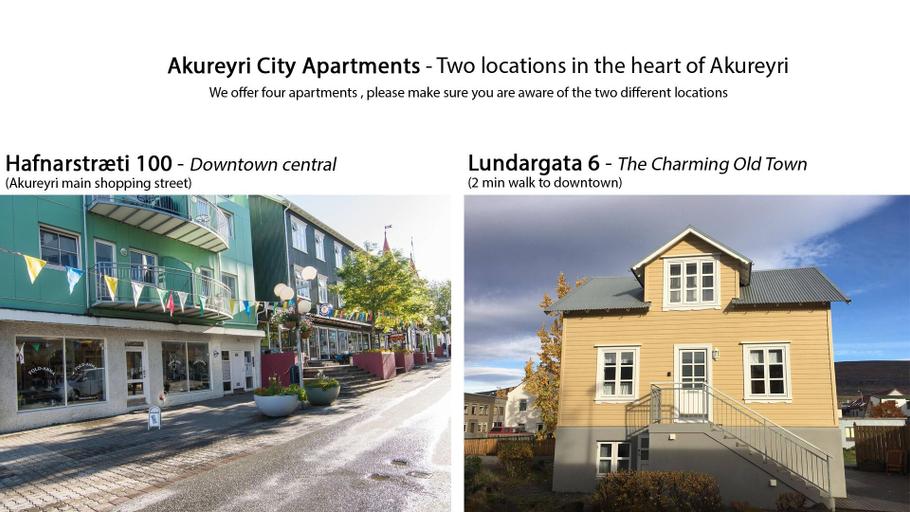 Akureyri City Apartments, Akureyri