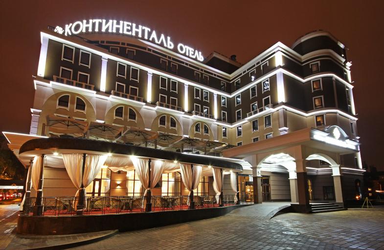 Hotel Complex Continental, Belgorod