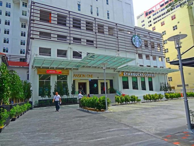 G Suites at Mansion One, Pulau Penang