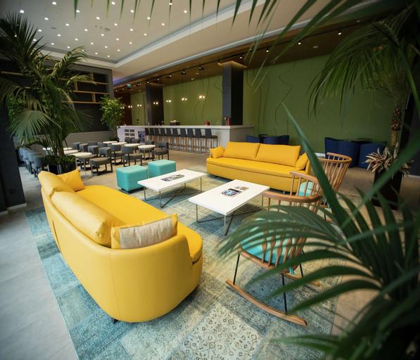 Hampton by Hilton Bolu, Merkez